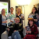 Scylla Verlag feiert vier Neuerscheinungen