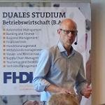 FHDW sensibilisiert junge Leute für das Thema Europa