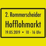Rommerscheid veranstaltet den zweiten Hofflohmarkt