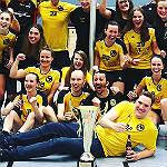 Pegasus ist Deutscher Korfball-Meister 2019