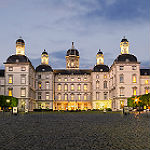 Bild der Woche: Ein Schloss wie aus dem Bilderbuch