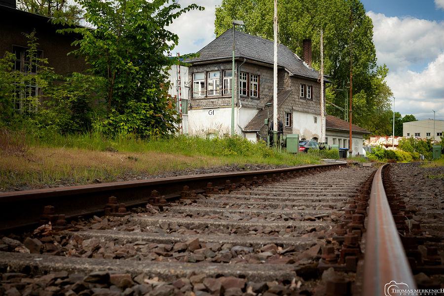 Bild Der Woche Der Eisenbahn Veteran