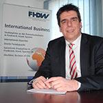 FHDW stellt europäische Themen zur Diskussion