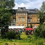 Villa Zanders sperrt zum Stadtfest alle Türen auf