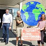 Klima-Aktivisten suchen bei CDU Täter, finden Komplizen