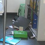 Kein Ende in Sicht: Drei Einbrüche in Schulen und Kita