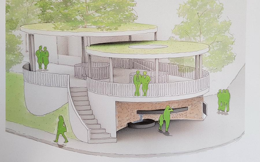 Frische Ideen für den Emilienbrunnen