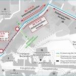 Laurentiusstraße wird für Erdgas-Umstellung voll gesperrt