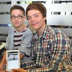 Im MINT-Summercamp eine App programmieren