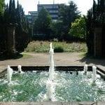 Metalldiebe schlagen im Rosengarten zu