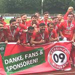 SV 09 bleibt nur wenig Zeit bis zum Start in der Regionalliga