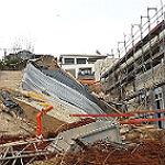 Schlossstraße: Freitreppe wird erst 2020 fertig