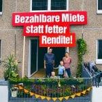 Tomás M. Santillán fordert 1.500 neue Sozialwohnungen