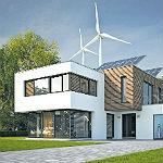 Ökologisches Bauen in der Region: Die Natur ins Haus holen