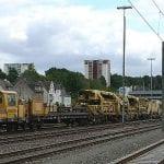 Gleisarbeiten begonnen – S 11 fällt aus