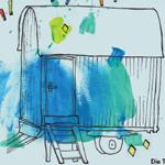 In den Ferien ist der Bauwagen für Kinder unterwegs