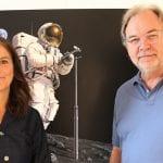 Ikonen der Space-Art in der Galerie Partout