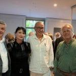 Kunst im TBG: Letzte Vernissage mit Wehmut & Zuversicht