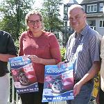 Zur Autoshow bietet Bensberg viele Attraktionen