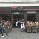 Café Extrablatt öffnet die Türen – und zwei Terrassen