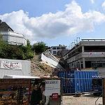 Stadt muss Pläne für Treppe an der Schlossstraße ändern