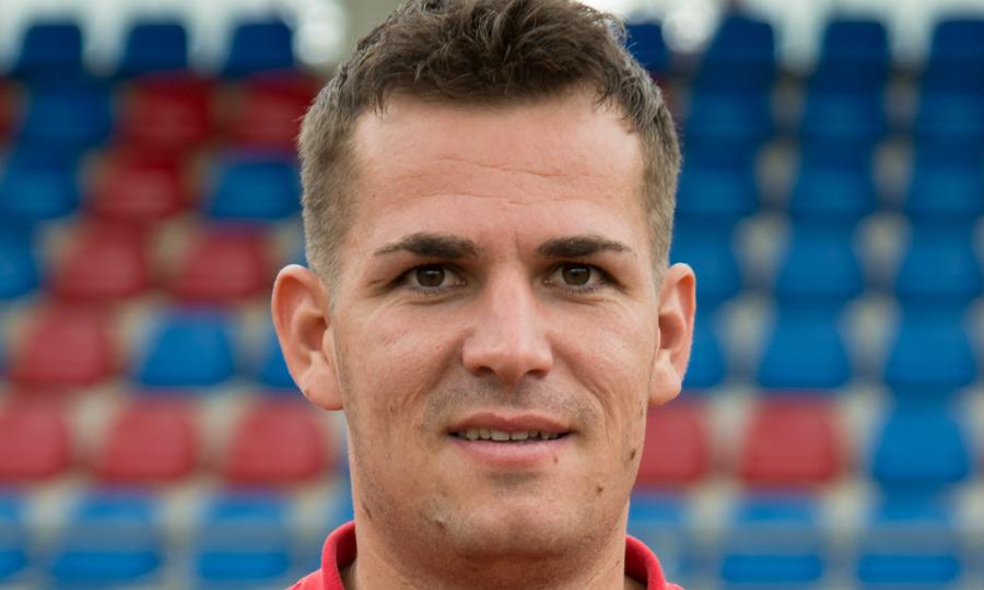 Helge Hohl, Trainer des SV Bergisch Gladbach 09. Foto: Elmar Knops