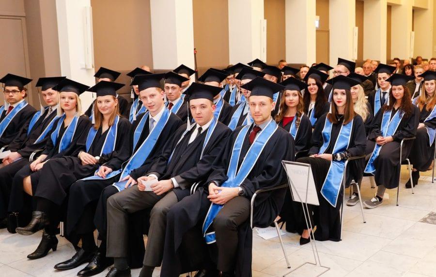 Die Studierenden werden immer jünger. Foto: Oliver Siebenborn