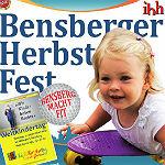 Bensberg feiert Herbstfest mit den Vereinen