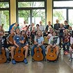 In Moitzfeld startet das Kinderorchester