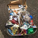 """""""Die Leute sollen ihren Müll selbst wegräumen"""""""