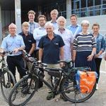 Die IGP wird fahrradfreundlich