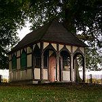 Bild der Woche: Kapelle mit Aussicht