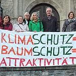 1800 Unterschriften für die Bäume, aber keine Diskussion