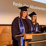 FHDW begeht ihre bisher größte Absolventenfeier