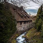 Bild der Woche: Die Mühle am reißenden Bach