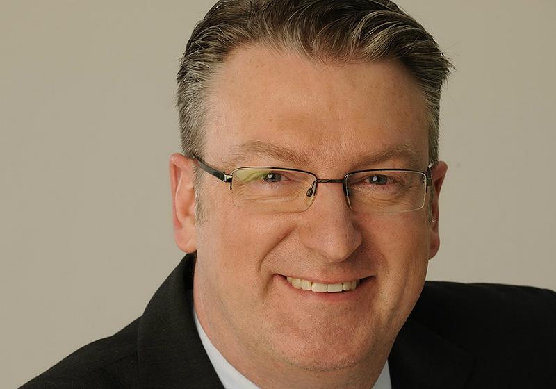 Oliver Renneberg, Ratsmitglied der CDU in Bergisch Gladbach und Kandidat für das Bürgermeisteramt