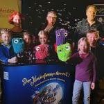 Bensberger Schüler feiern Halloween mit Mutmach-Monster