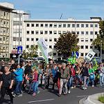 Klima-Demo: Polizei warnt vor Verkehrsbehinderungen
