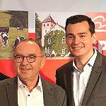 Kreis-SPD vollzieht Generationswechsel an der Spitze