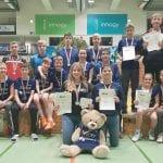 Refraths Badminton-Nachwuchs fährt großen Erfolg ein