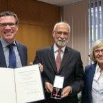 Bundesverdienstkreuz für Ulrich Heimann