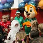 Der Nikolaus war schon beim TuS Schildgen