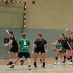 Korfball: Derbysiege für die TuS-Teams
