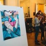 Ein Kunstmuseum als Cocktailbar