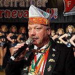 Refrather Karnevalisten eröffnen Sitzungskarneval