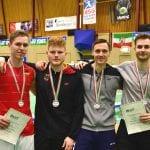 Refrather Badminton-Asse verteidigen Titel