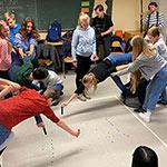 NCG-Schüler klären im Fernsehen über Mobbing auf
