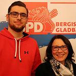Zwei neue Mitglieder im SPD-Vorstand