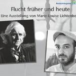 Neue Ausstellung im Kreishaus: Flucht früher und heute