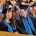 Ein Hochschulabschluss und viele Freunde fürs Leben